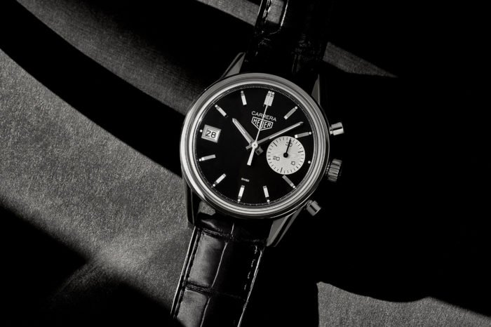 "TAG Heuer Carrera ""Dato"" Limited Edition for Hodinkee"