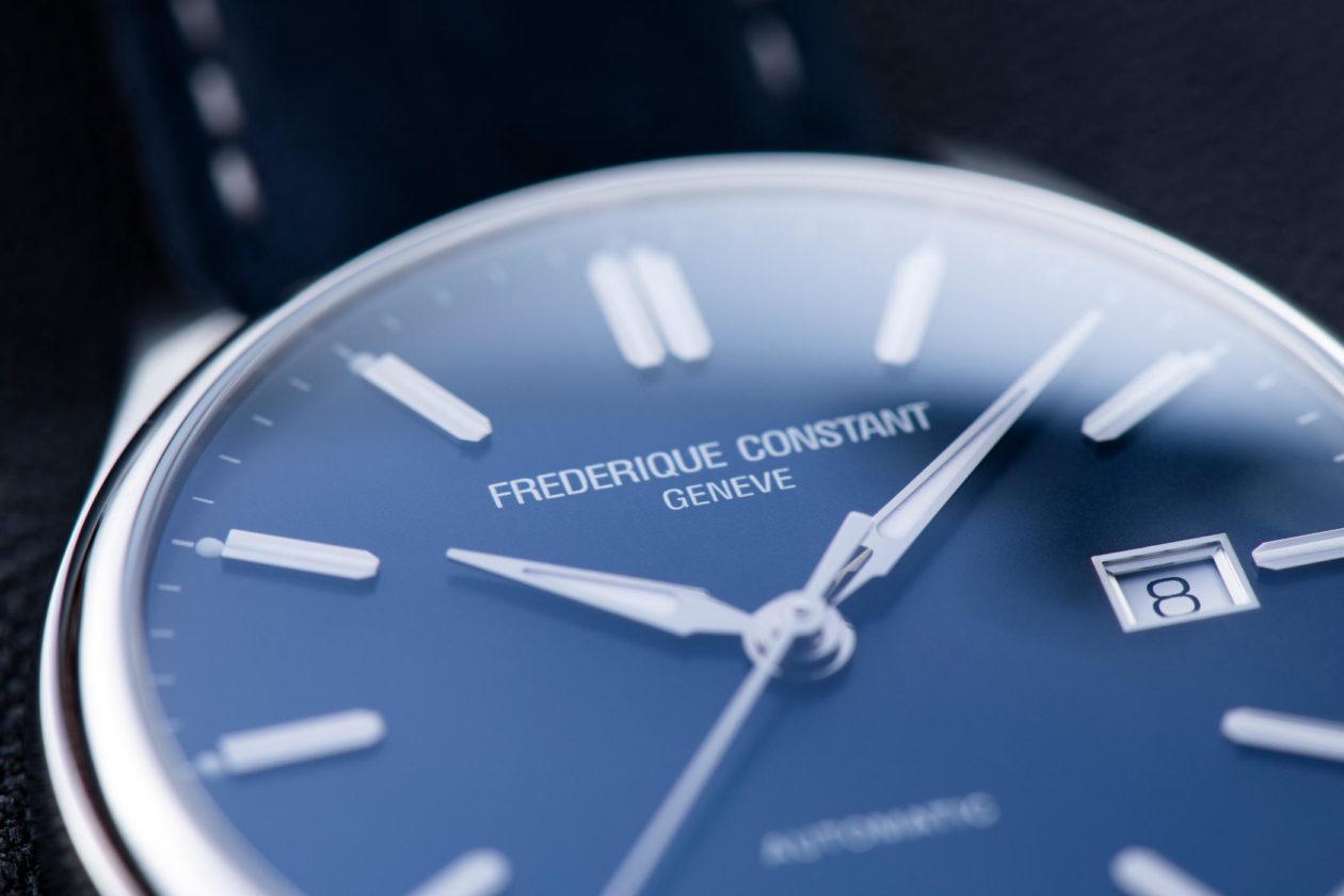 Frederique Constant Classics Index Automatic