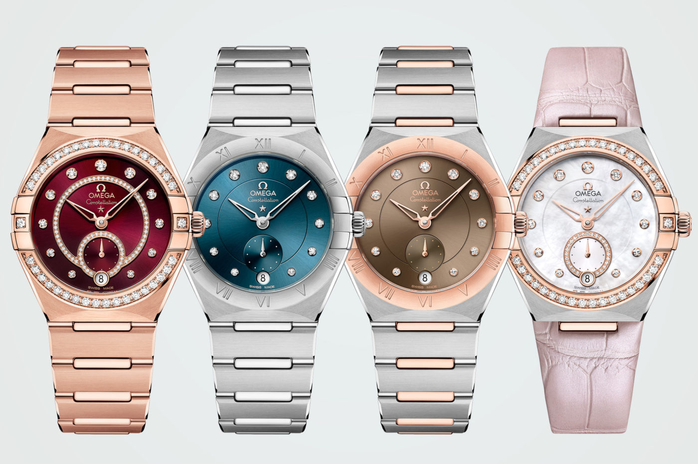 Omega Constellation Small Seconds [cena]