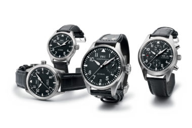 IWC - zegarki dla pilotów