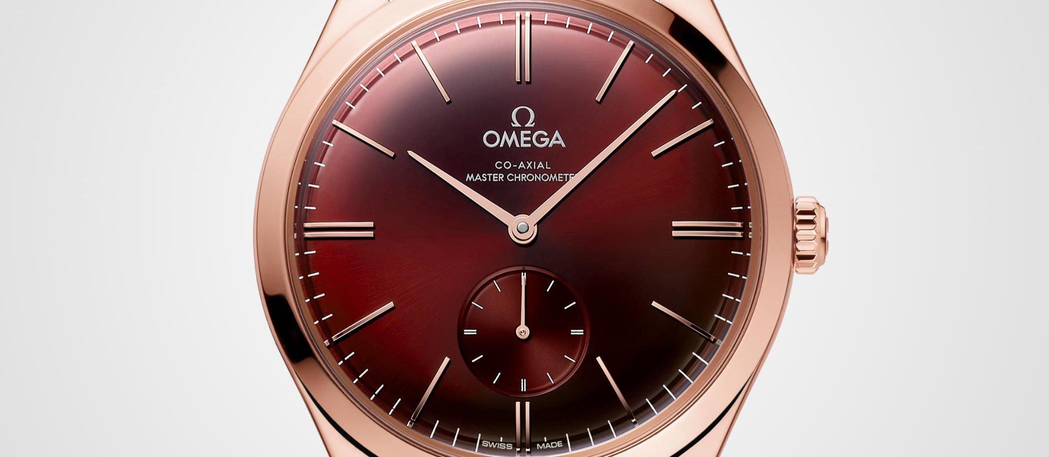 Omega De Ville Trésor Small Seconds