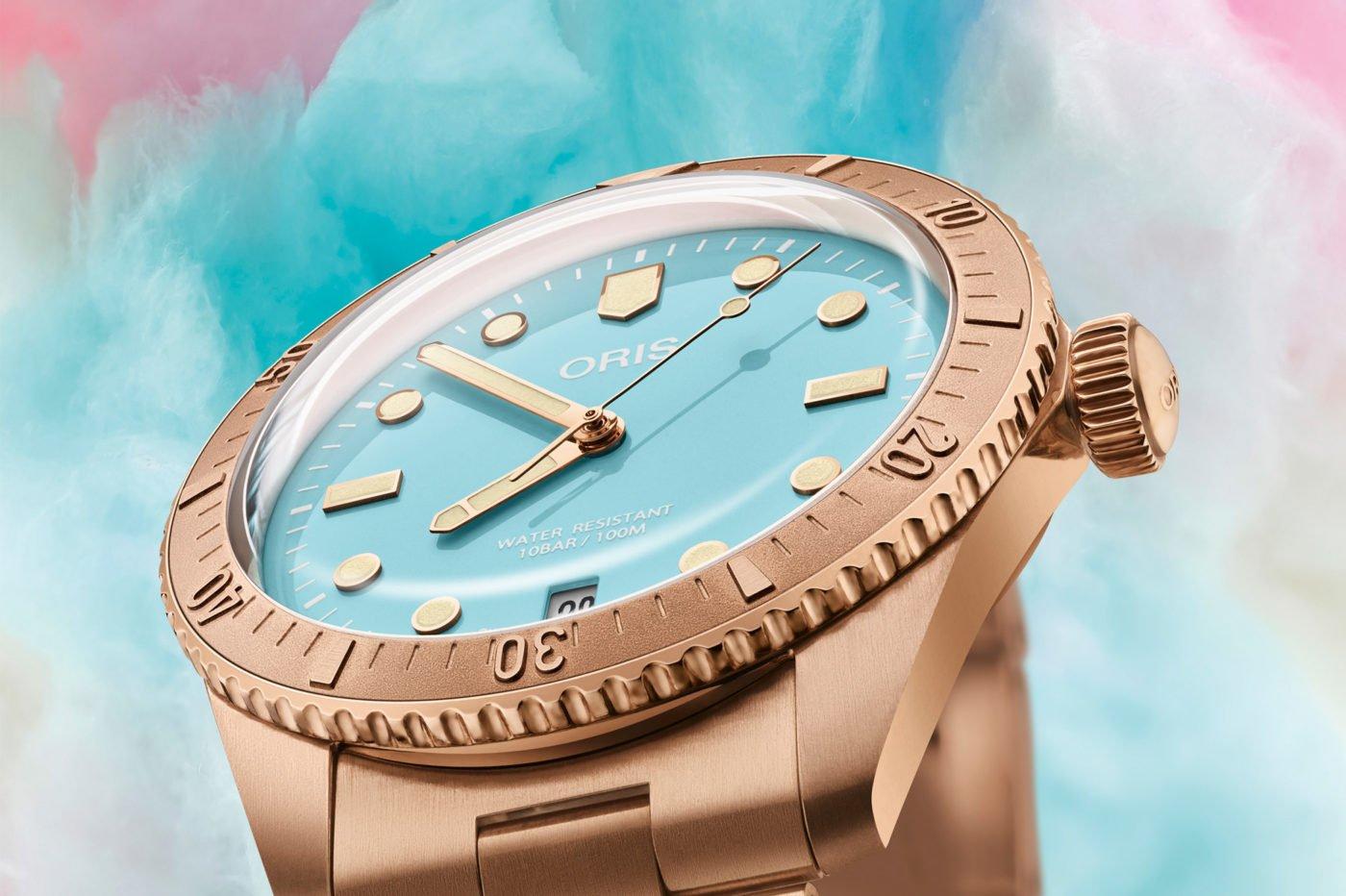 """Oris Divers Sixty-Five """"Cotton Candy"""" – W&W 2021 [dostępność, cena]"""