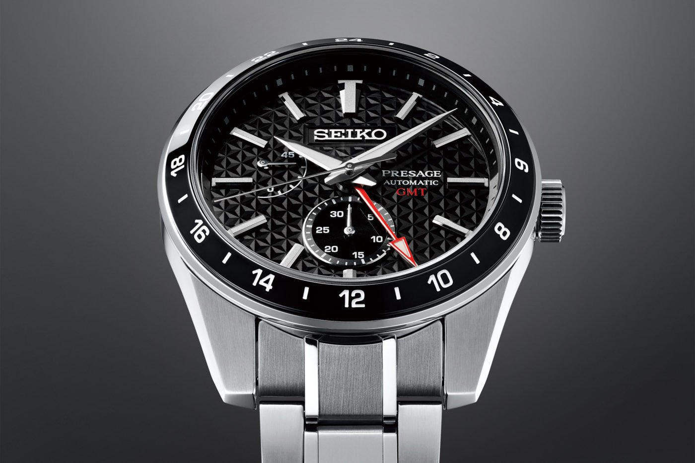 Seiko Presage Sharp Edged GMT [dostępność, cena]
