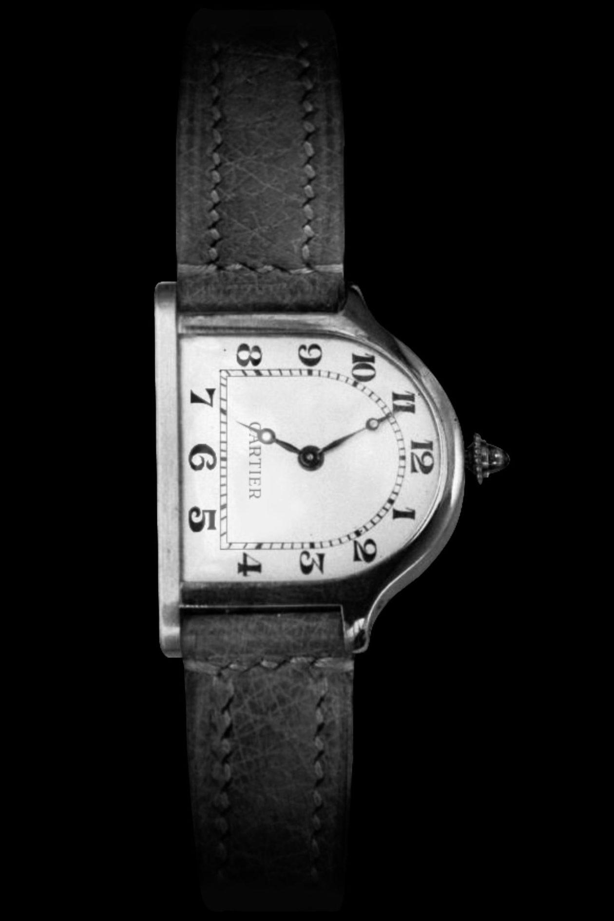 Cartier Cloche z 1922 roku