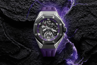 "Audemars Piguet Royal Oak Concept ""Black Panther"" Flying Tourbillon"