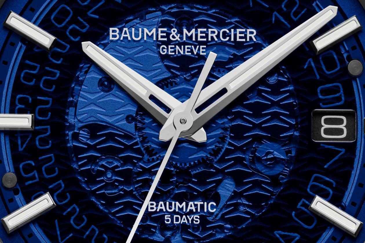 Baume & Mercier Riviera Baumatic