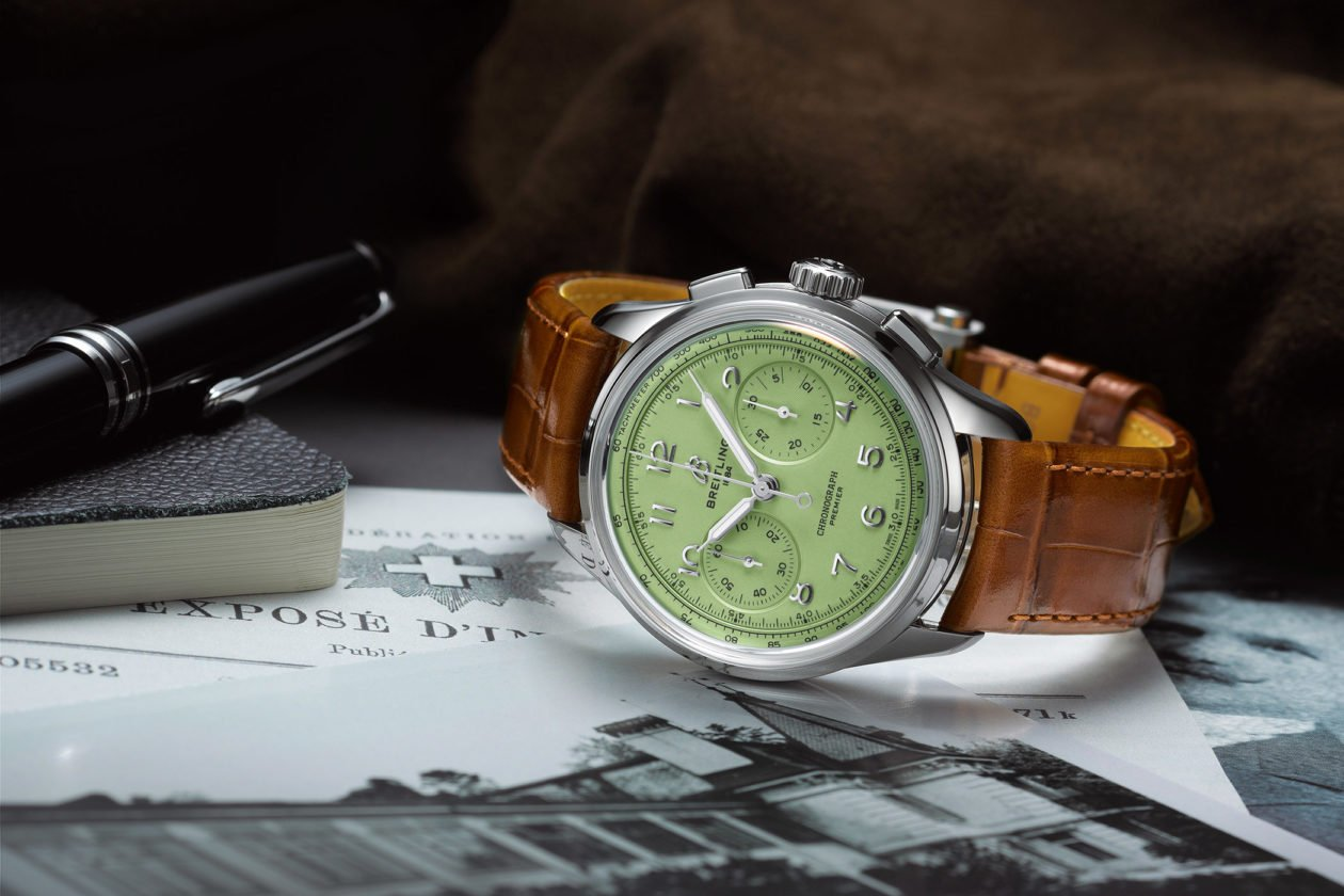 Breitling Premier B09 Chronograph 40