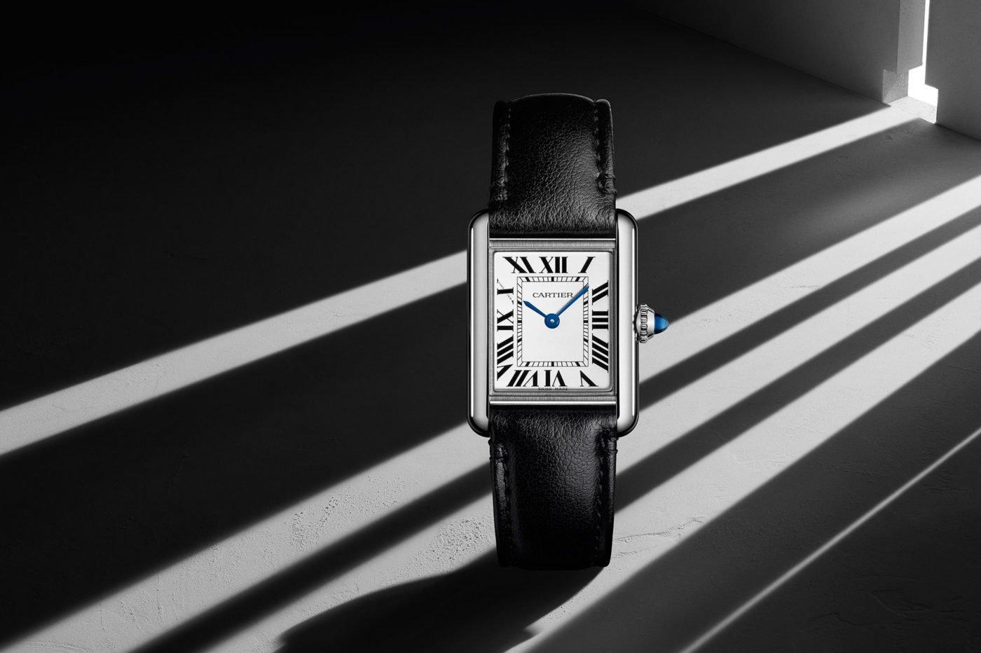Cartier Tank Must w stali – W&W 2021 [dostępność, cena]
