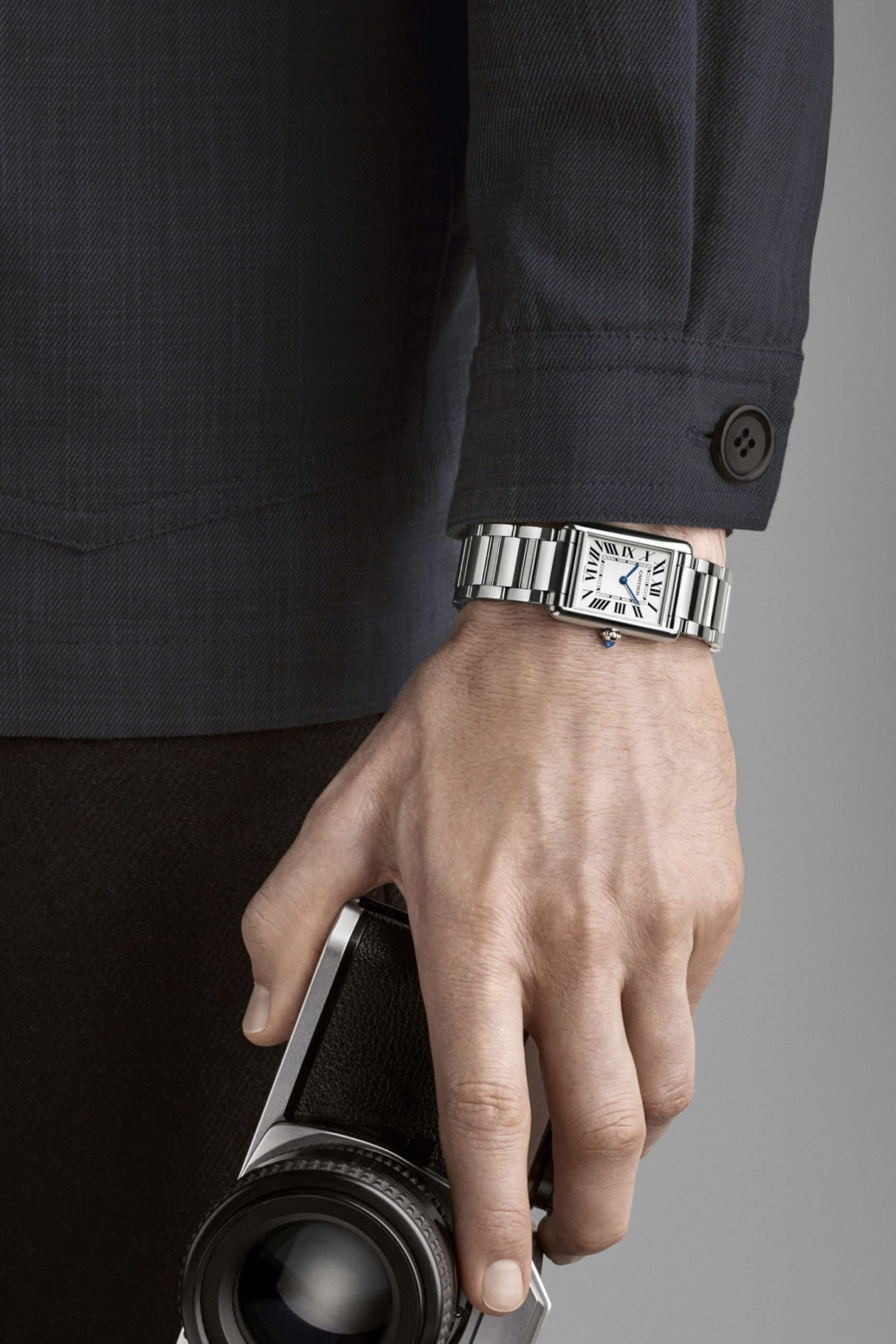 Cartier Tank Must Extra-Large