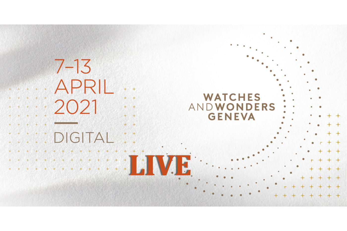 Watches & Wonders 2021 – LIVE na CH24.pl