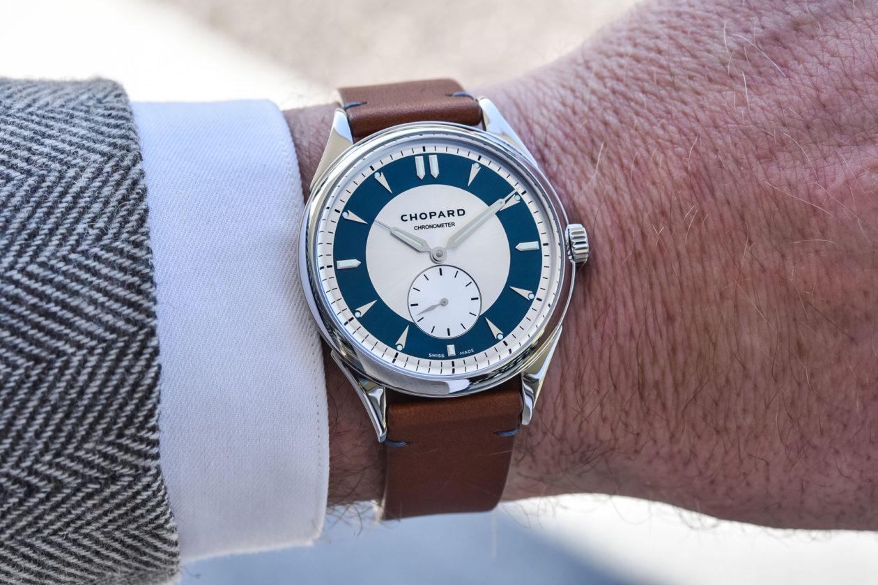Chopard L.U.C QF Jubilee / foto: Monochrome-watches.com