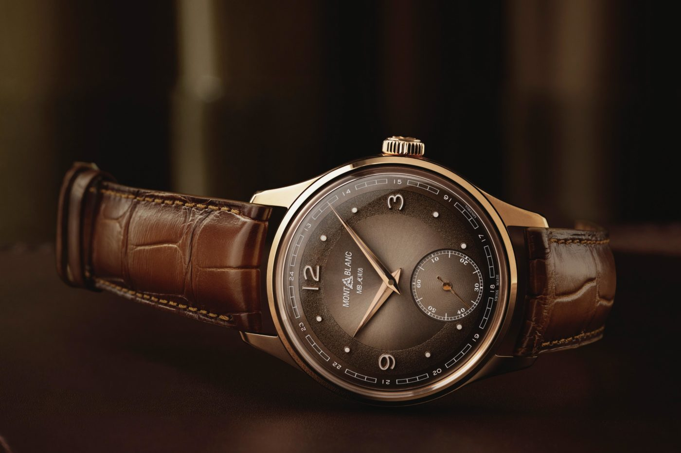 Montblanc Heritage Pythagore Small Second Limited Edition 148