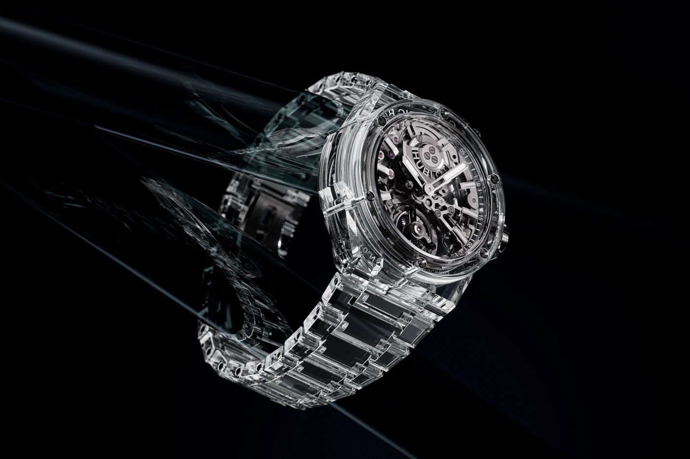 Hublot Big Bang Integral Tourbillon Full Sapphire – W&W 2021 [dostępność, cena]