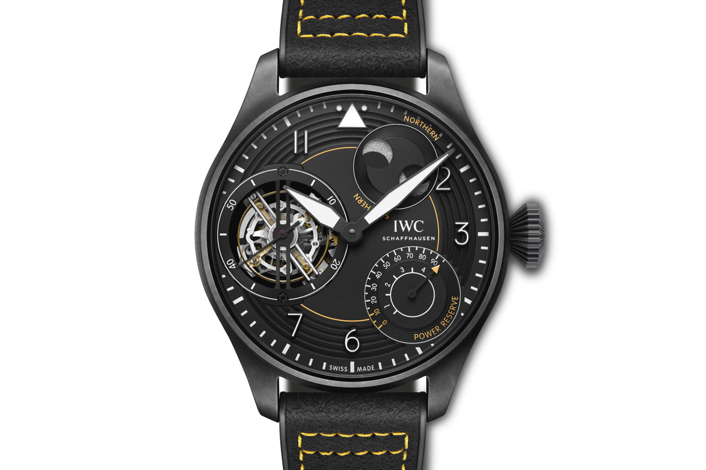 "IWC Big Pilot's Watch Constant-Force Tourbillon Edition ""IWC Racing"""