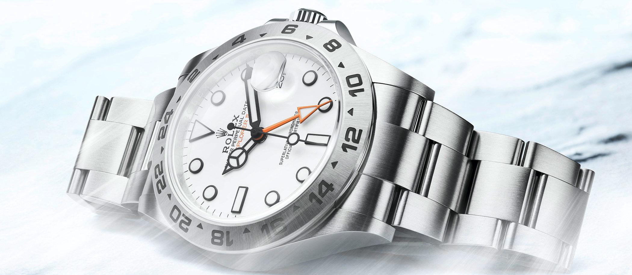 Rolex Explorer II Ref. 226570