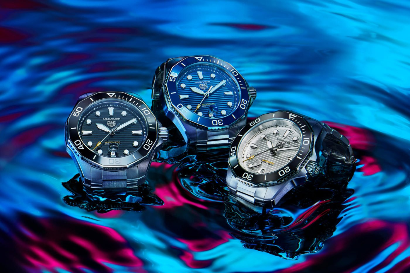 TAG Heuer Aquaracer 300 Calibre 5