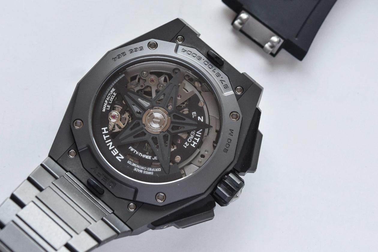 kaliber El Primero 9004 / foto: Monochrome-watches.com