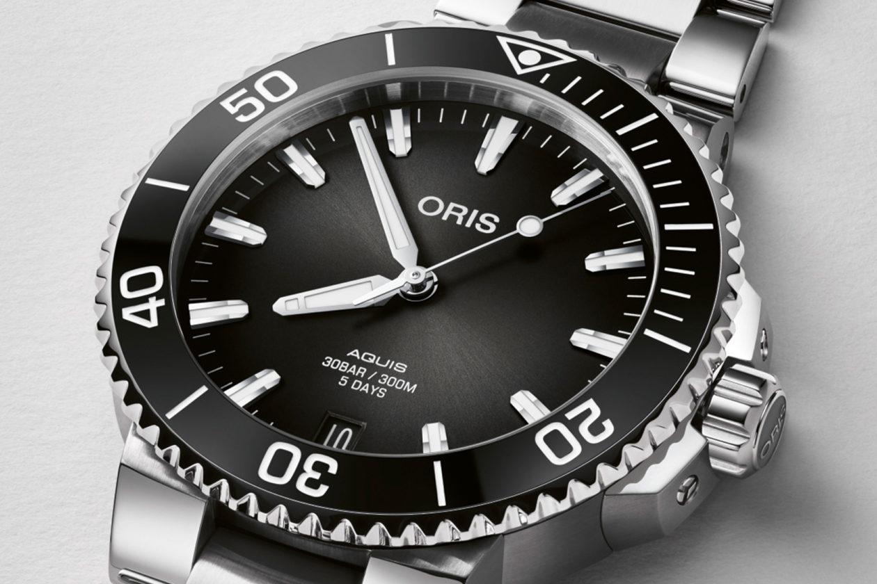 Oris Aquis Date Calibre 400 41,5 mm