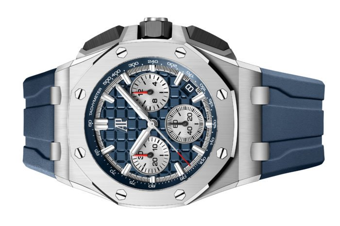 Audemars Piguet Royal Oak Offshore Selfwinding Chronograph 43 mm