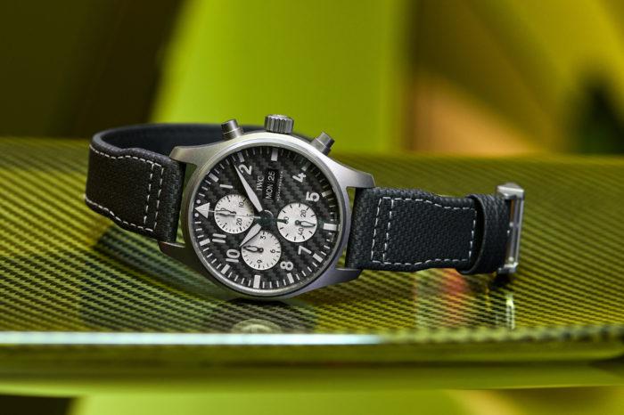 "IWC Pilot's Watch Chronograph Edition ""AMG"""