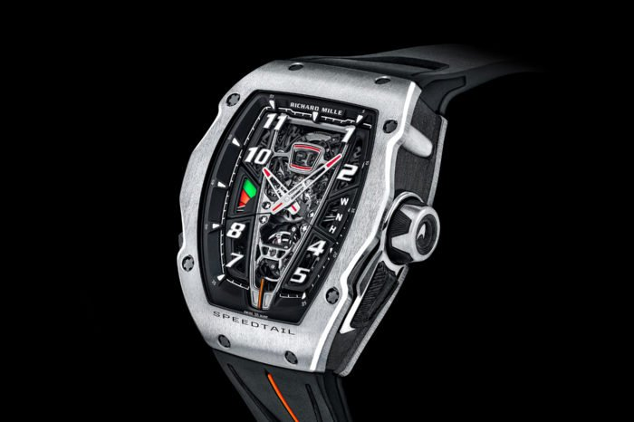 Richard Mille RM 40-01 Automatic Tourbillon McLaren Speedtail