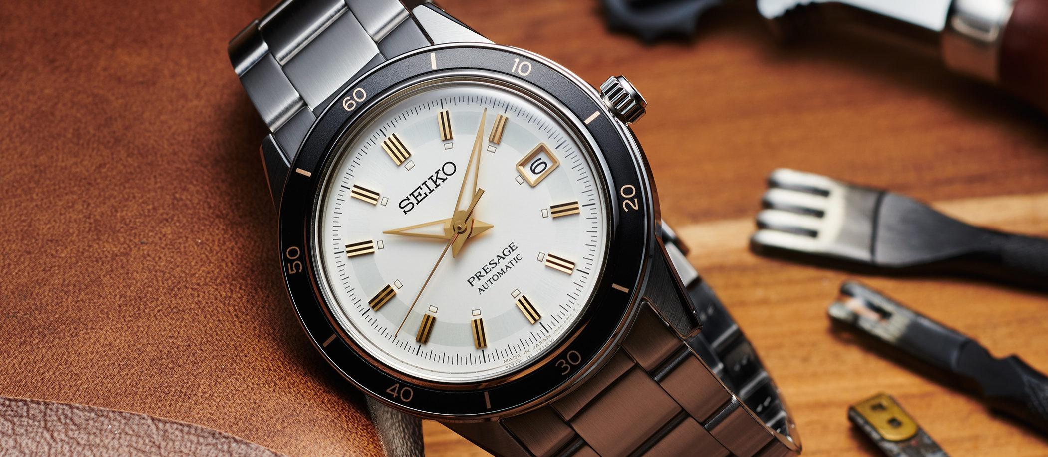 Seiko Presage Style60's