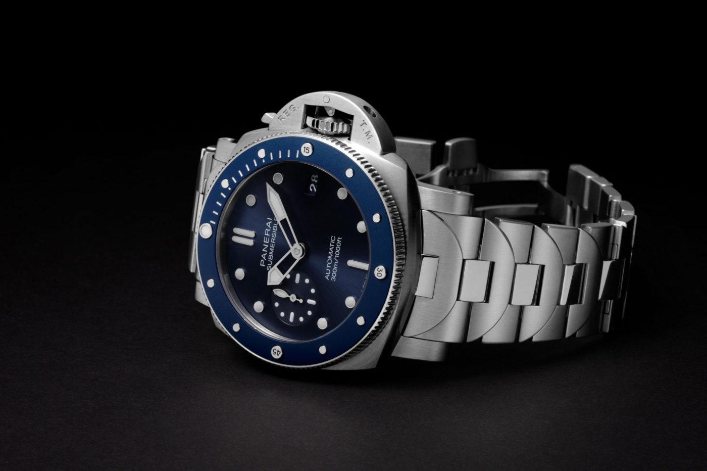 Panerai Submersible Blu Notte PAM01068 [dostępność, cena]