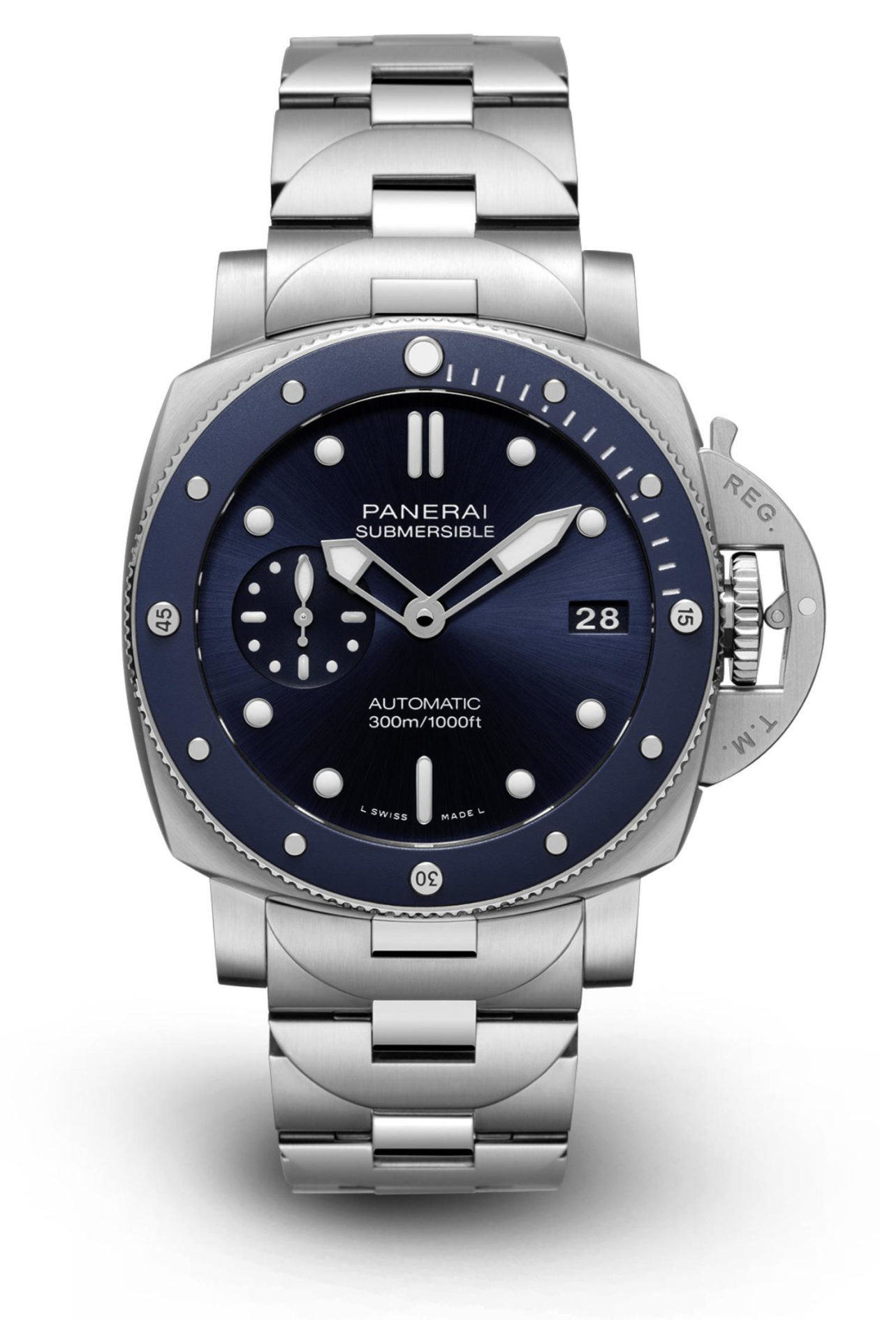 Panerai Submersible Blu Notte PAM01068