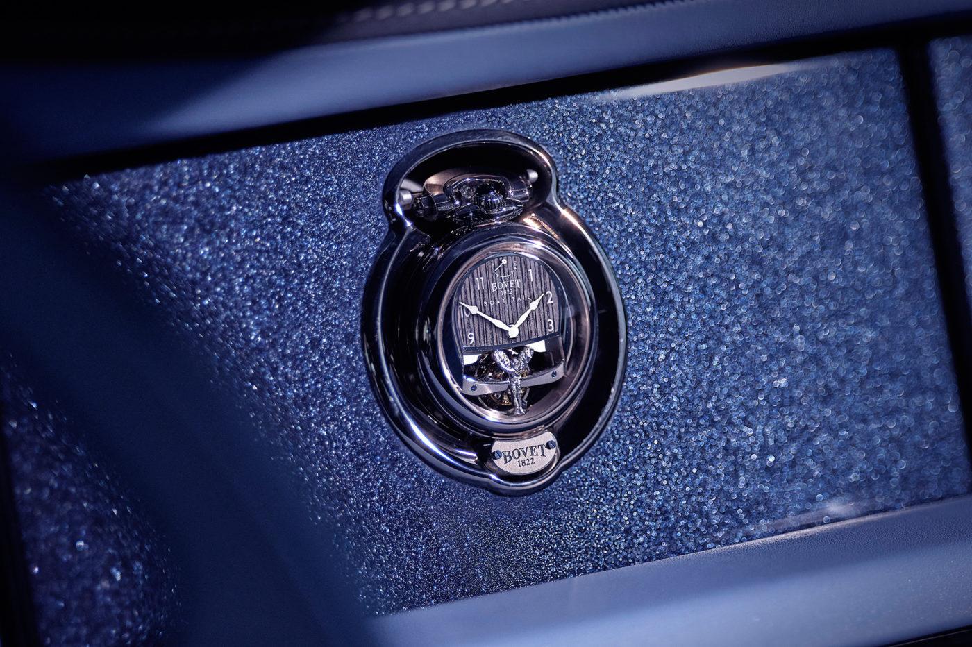 Bovet 1822 X Rolls Royce