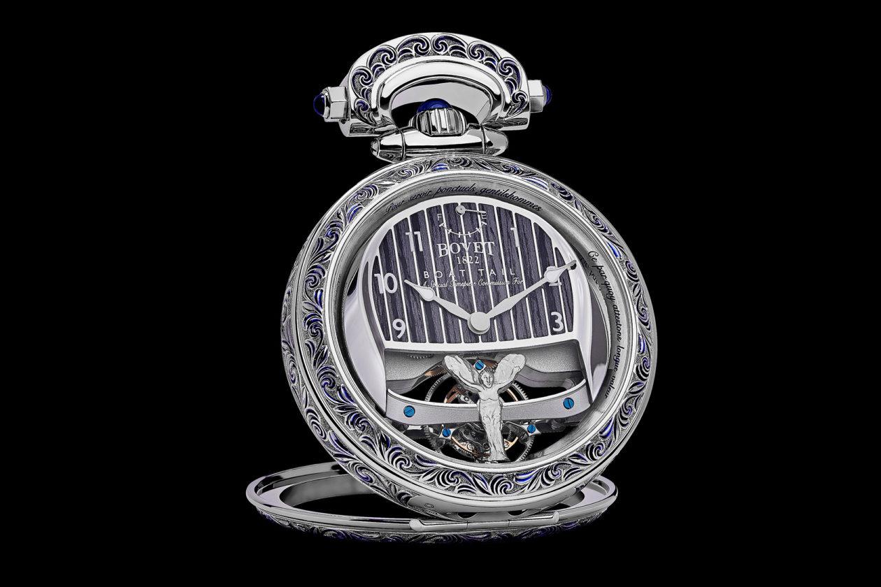 Bovet 1822 X Rolls Royce dla Niego