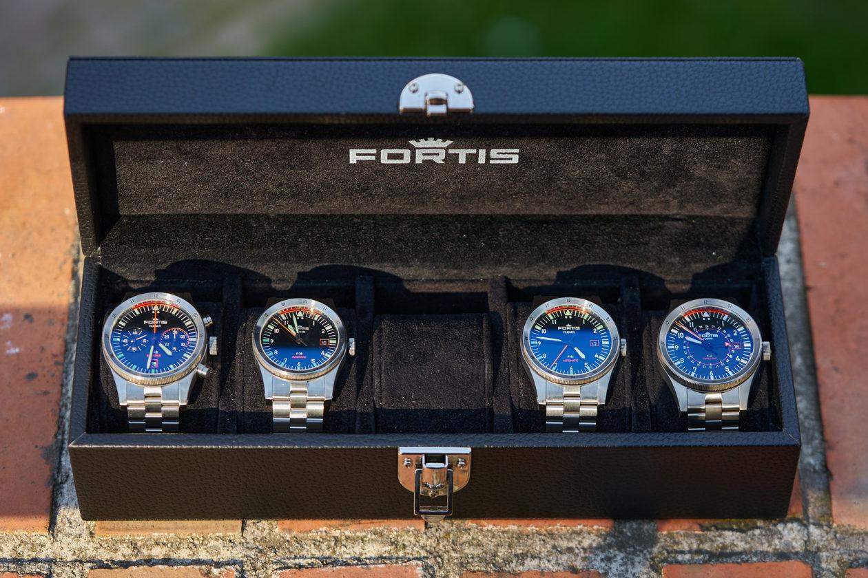kolekcja Fortis Flieger
