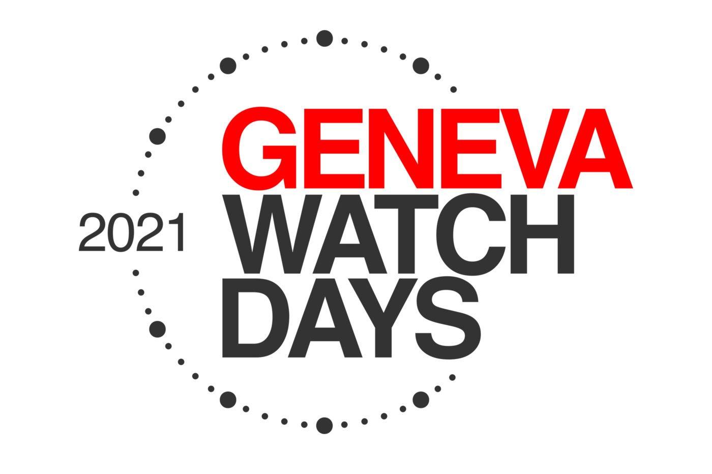 Geneva Watch Days 2021 na przełomie sierpnia i września