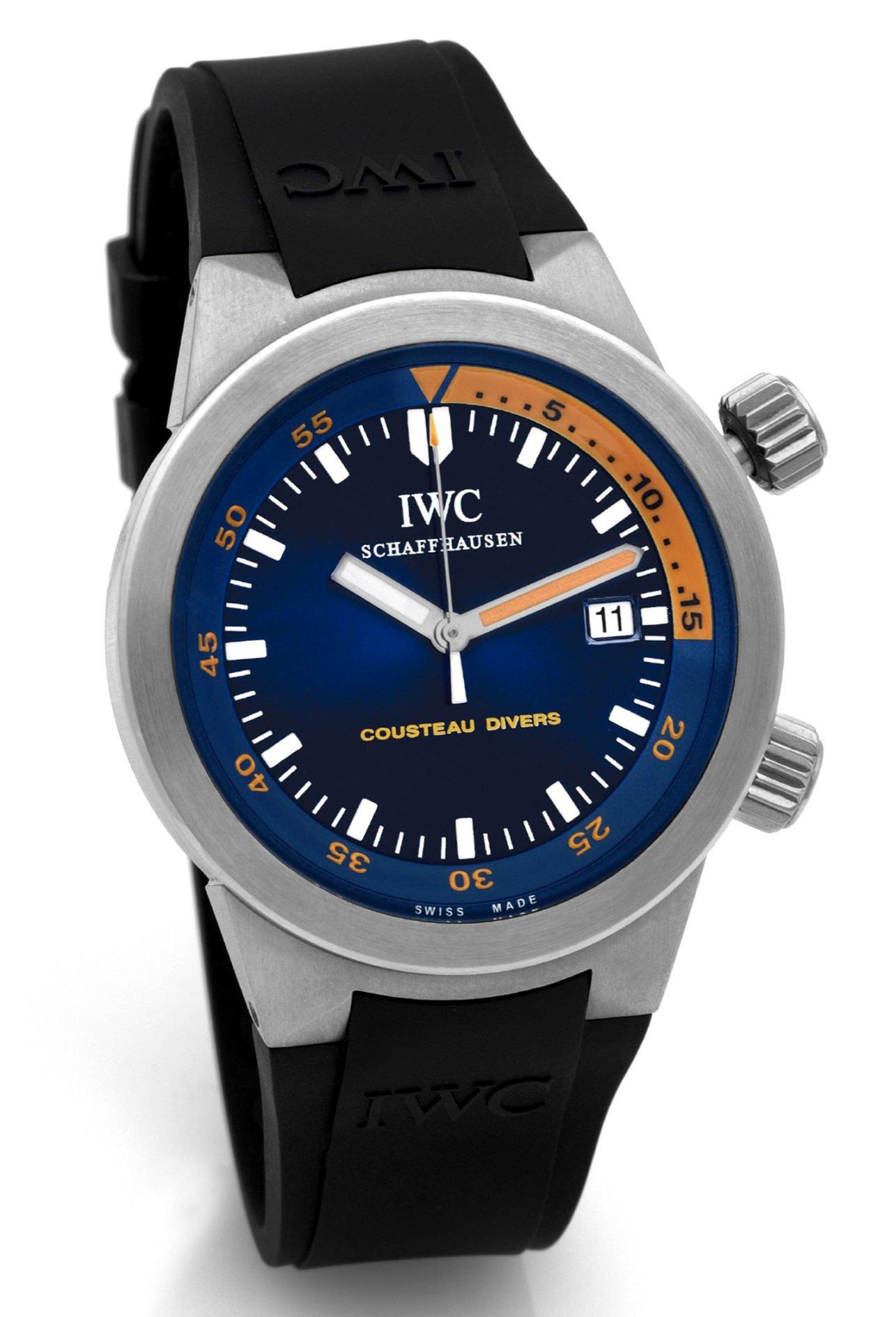 IWC Aquatimer Ref. 3548 / foto: Antiquorum