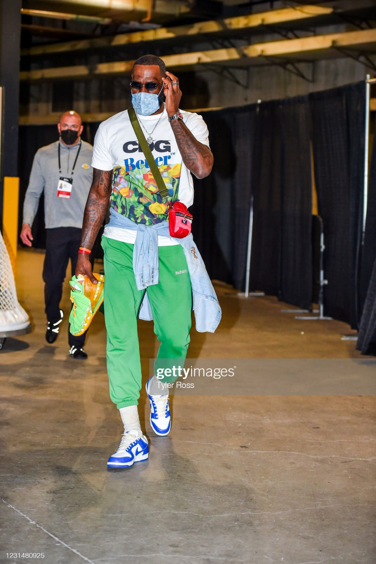 LeBron James & Rolex / Foto: Tyler Ross, Getty Images