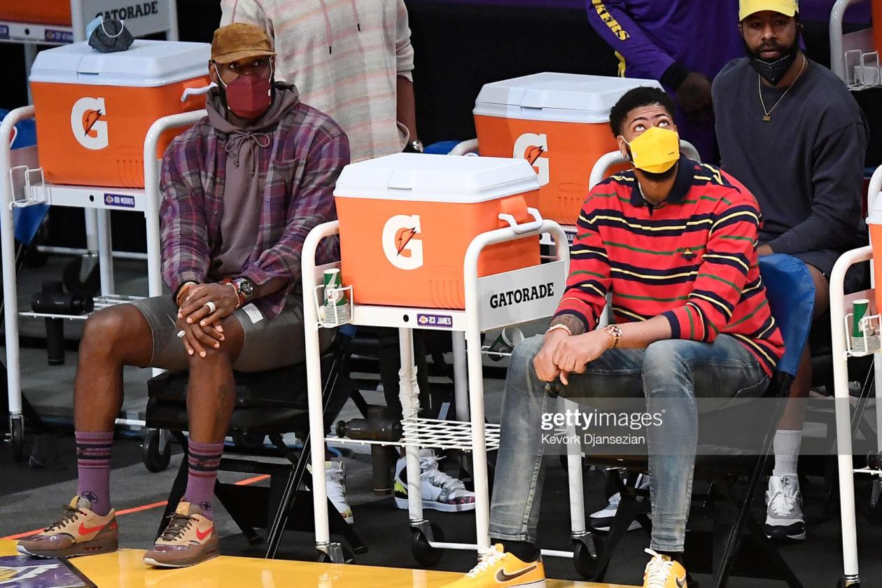 LeBron James & AP / Foto: Kevork Djansezian, Getty Images