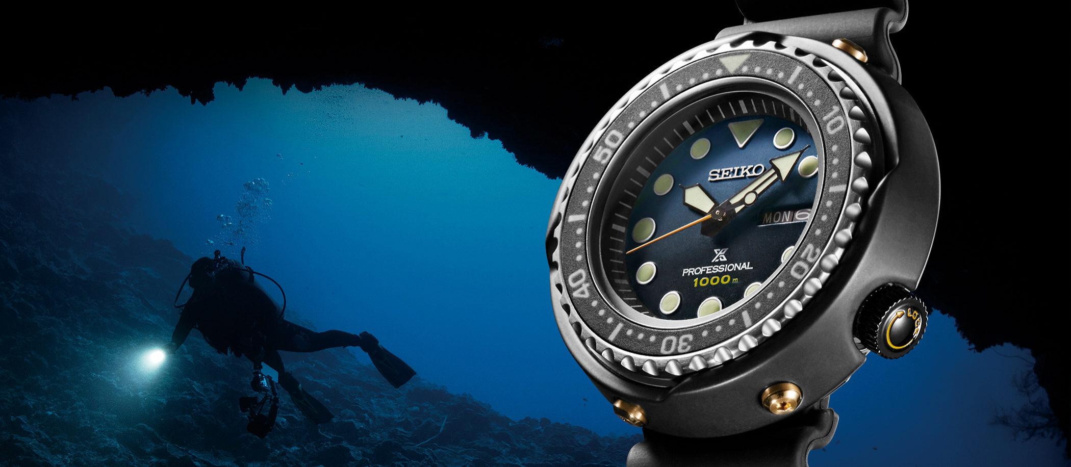 Seiko Prospex 1986 Quartz Diver's 35th Anniversary LE