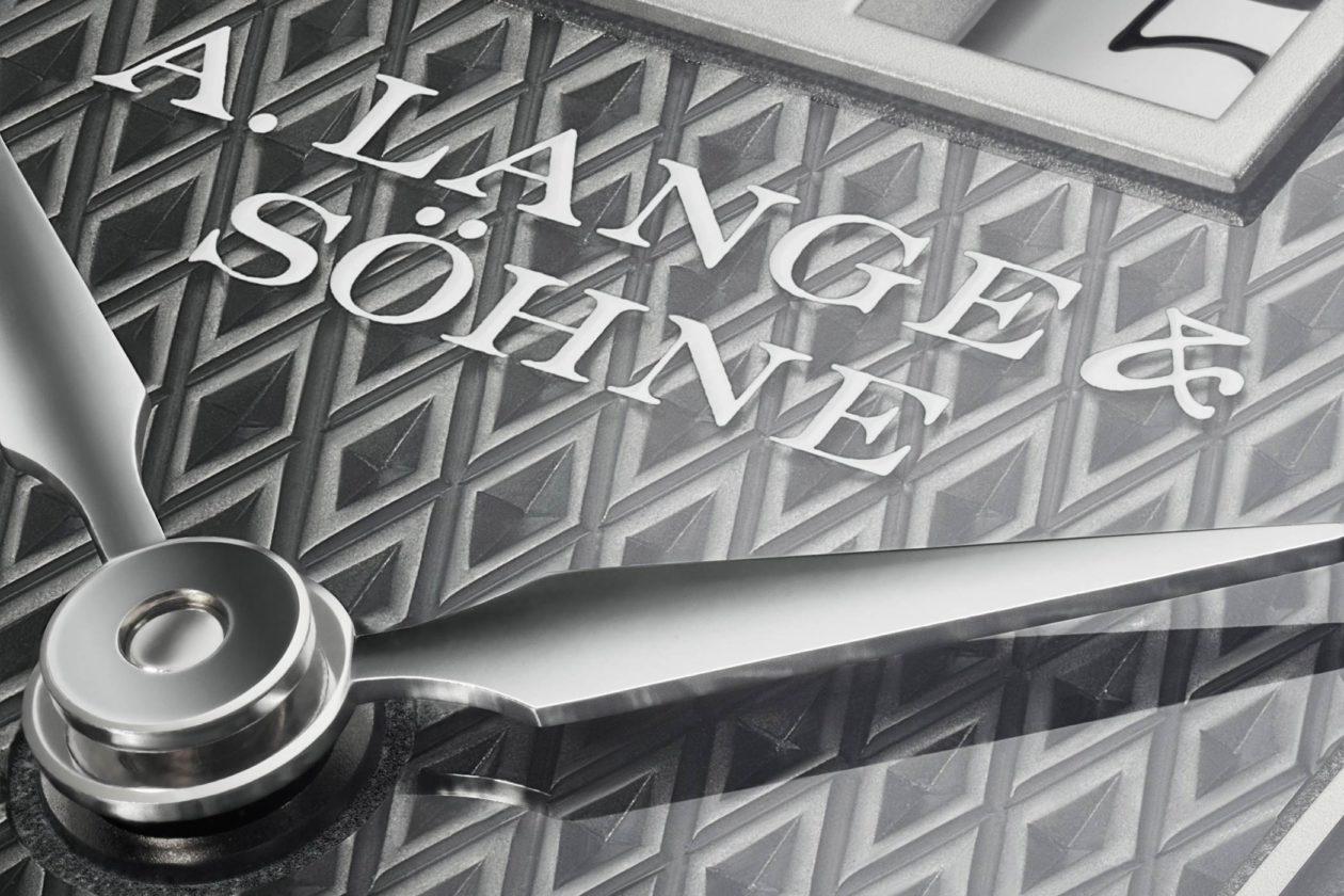 "A. Lange & Söhne Cabaret Tourbillon ""Handwerkskunst"""