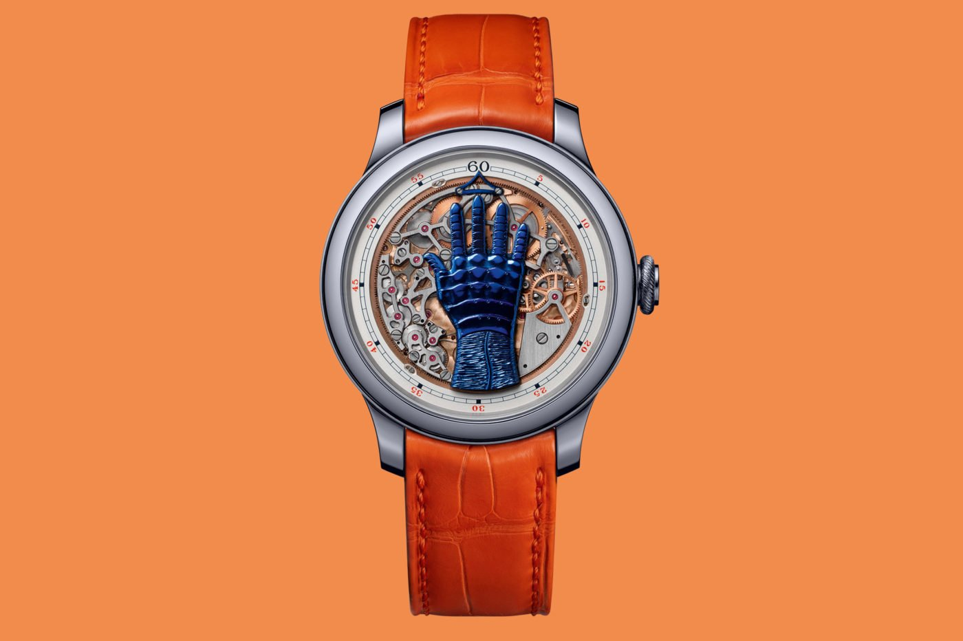 """F.P. Journe """"Francis Ford Coppola"""" Blue"""