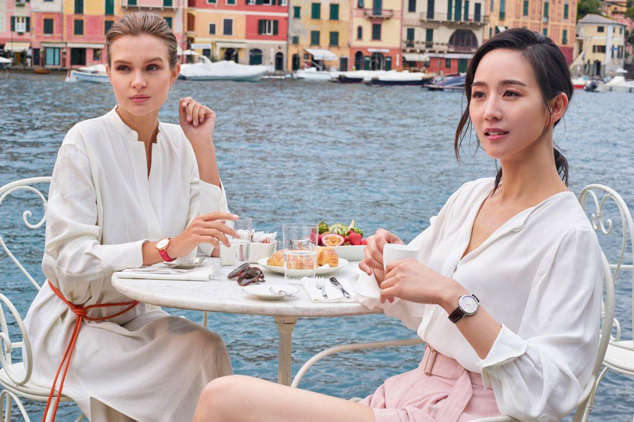 Kampania reklamowa IWC Portofino