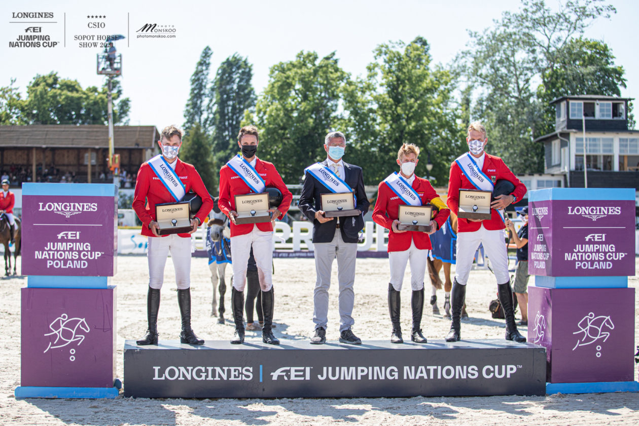 Longines FEI Jumping Nations Cup of Poland 2021