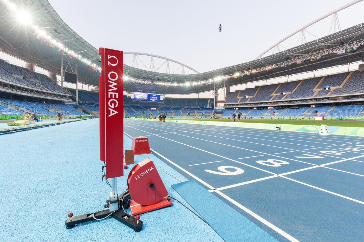 Omega i pomiar czasu na igrzyskach olimpijskich