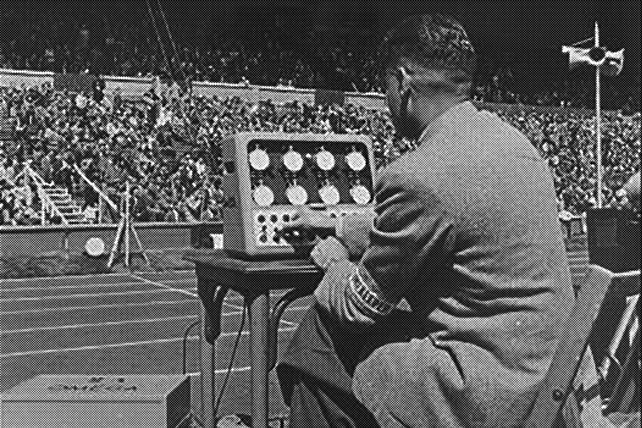 Pomiar czasu na igrzyskach w Los Angeles, 1932 rok