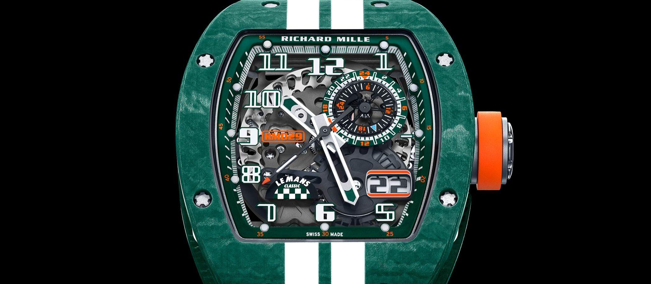 Richard Mille RM 029 Le Mans Classic