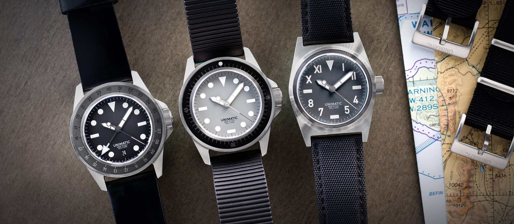 Unimatic x Hodinkee H Series Limited Edition