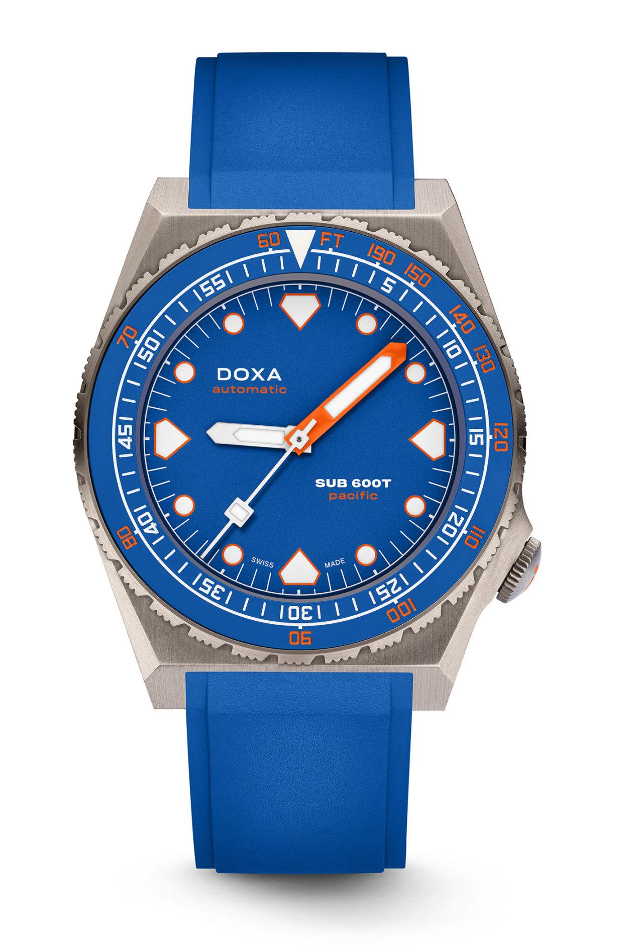 "Doxa SUB 600T ""pacific"""