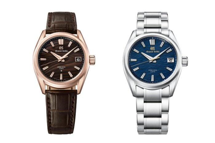 Grand Seiko SLGA007 i SLGA008