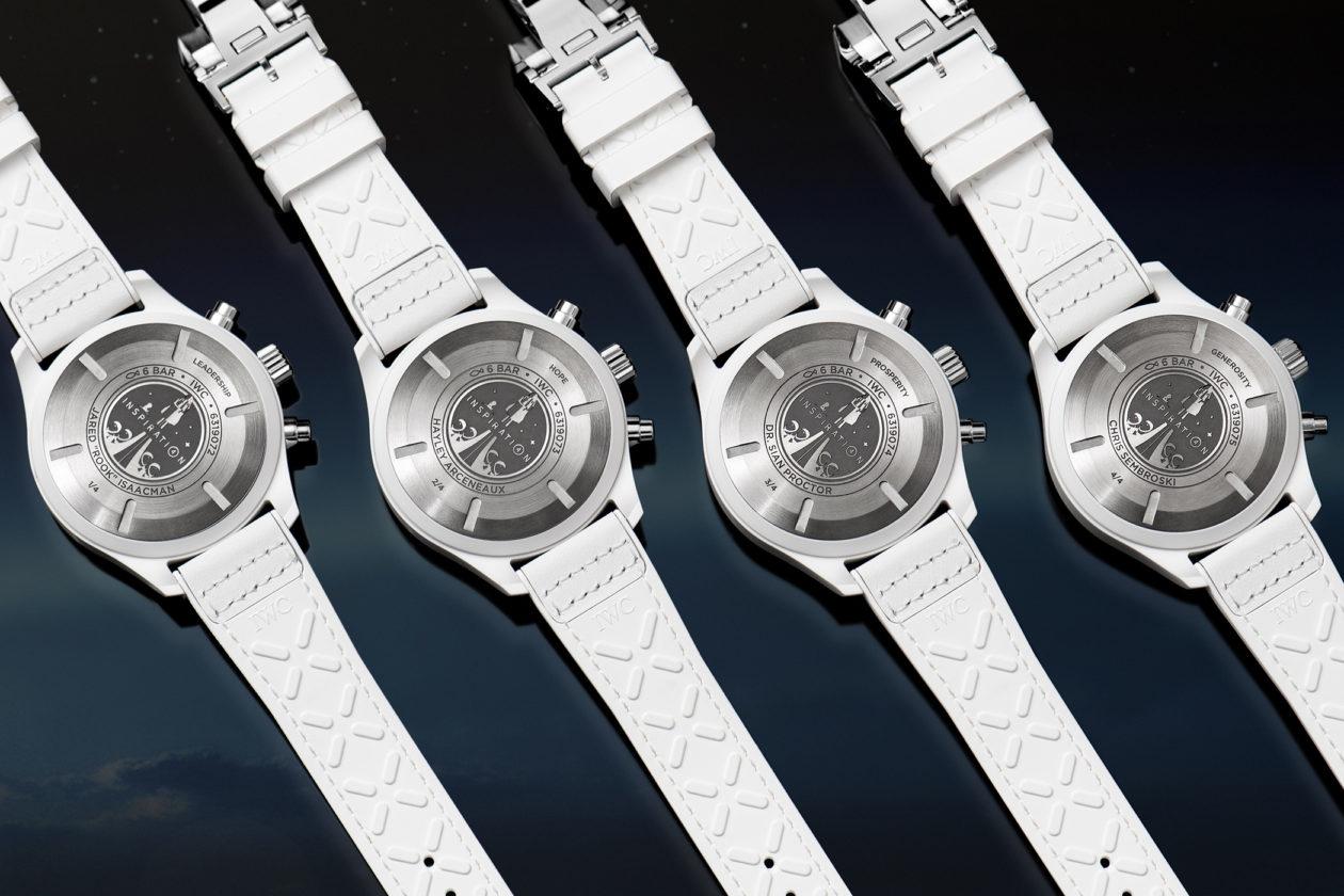 "IWC Pilot's Watch Chronograph Edition ""Inspiration4"""