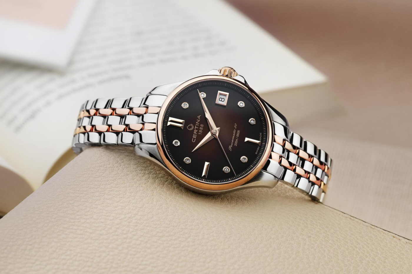 Certina DS Action Lady 34,5 mm Powermatic 80