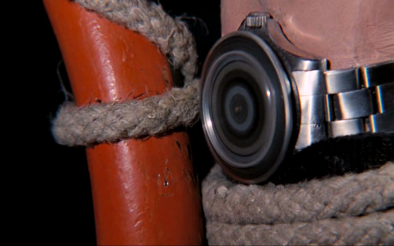 """Rolex Submariner Ref. 5513 w """"Live and Let Die"""""""