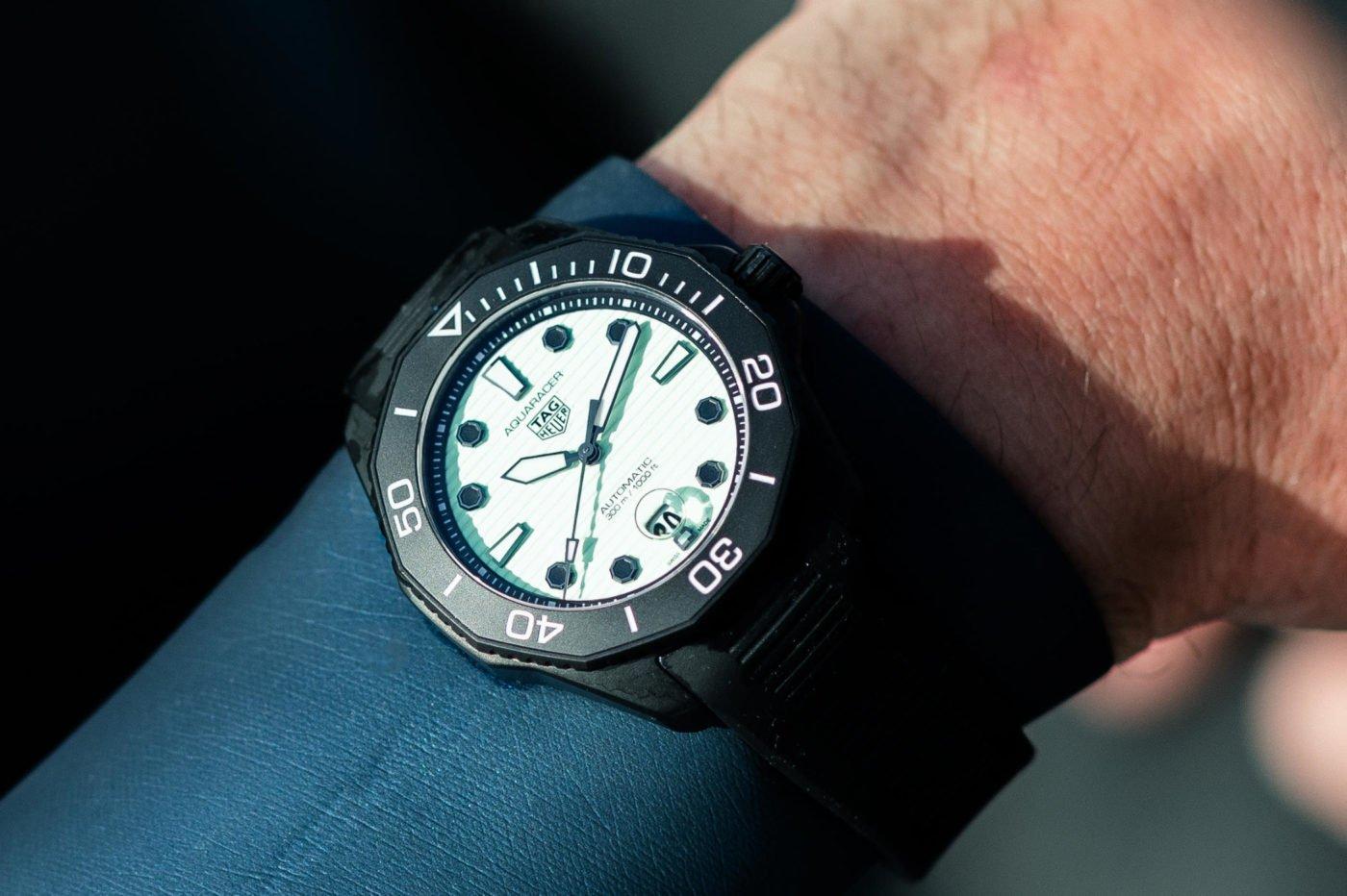 "TAG Heuer Aquaracer Professional 300 ""Night Diver"" [dostępność, cena]"